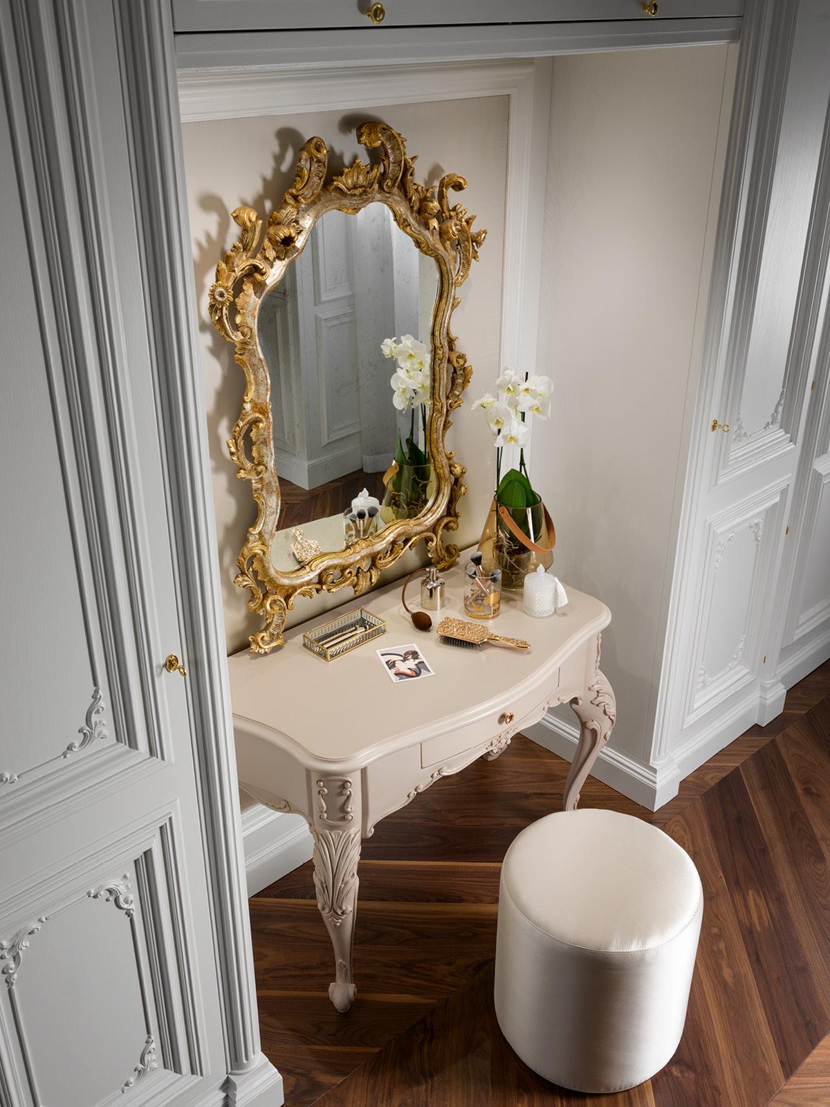 Beauty vanity – 130 x 60 h 81 cm