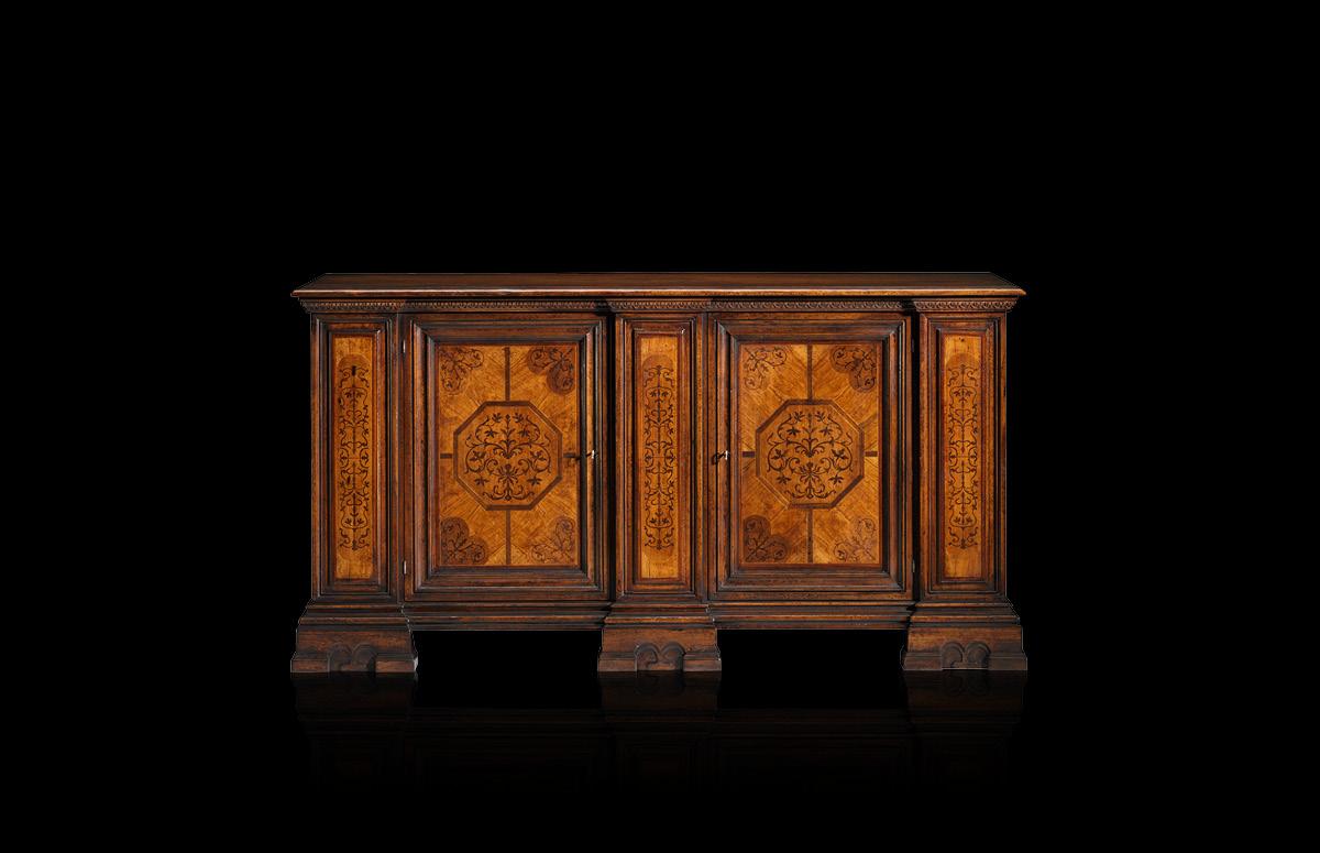Sideboard Mod. 848 – 212 x 59 h 110 cm