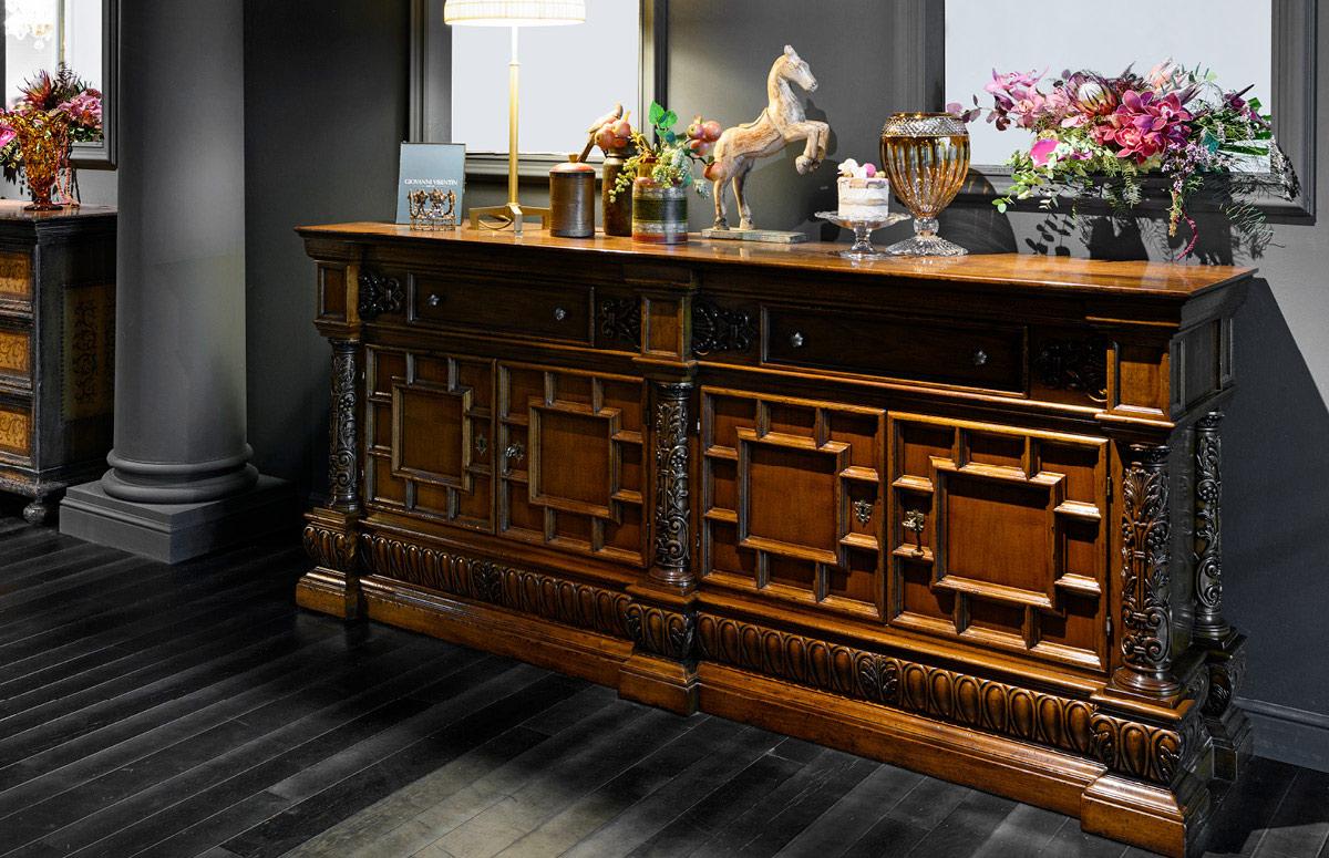 Sideboard Mod. 866 – 250 x 61 h 110 cm