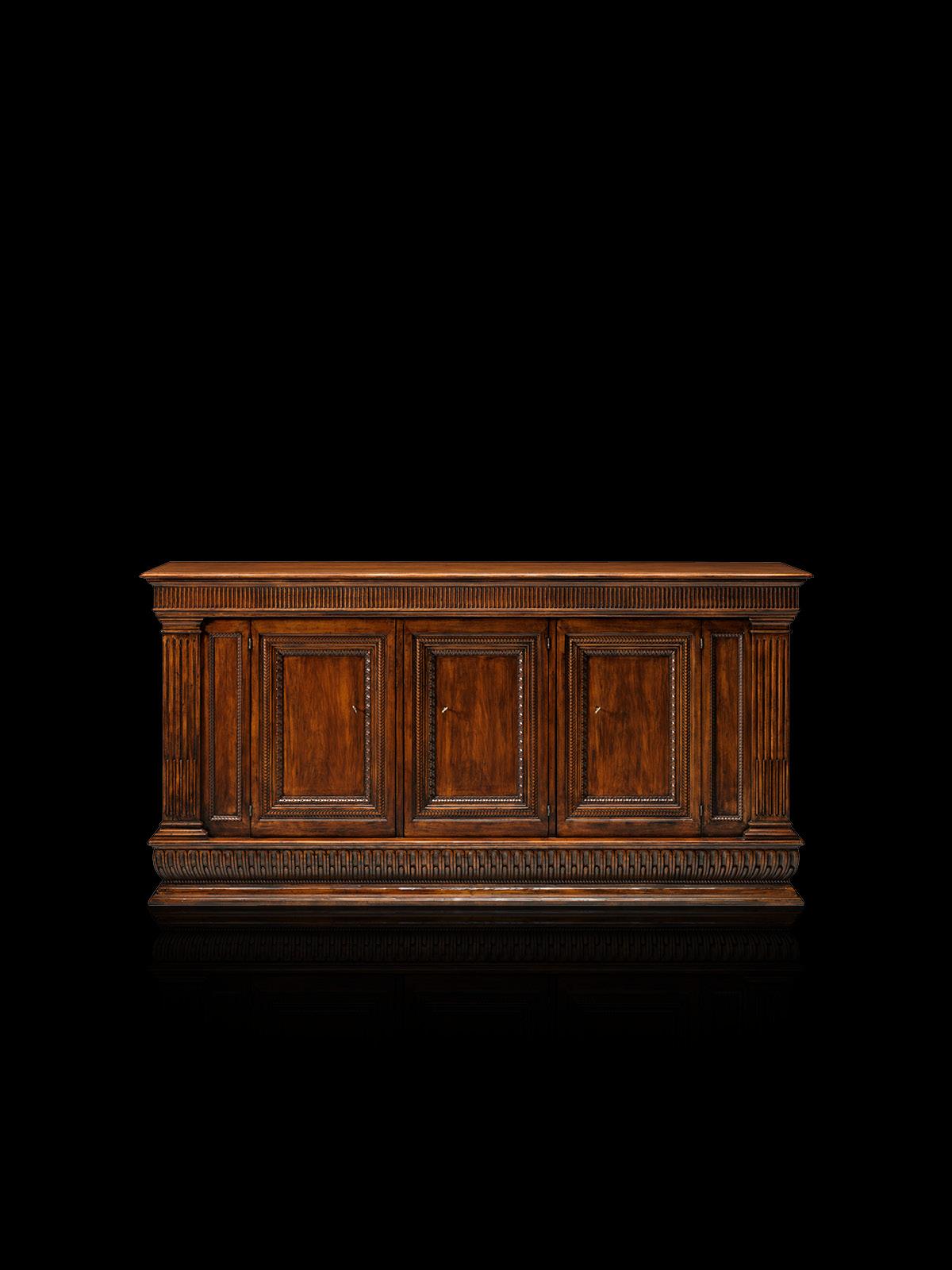Sideboard Mod. 853 – 242 x 68 h 120 cm