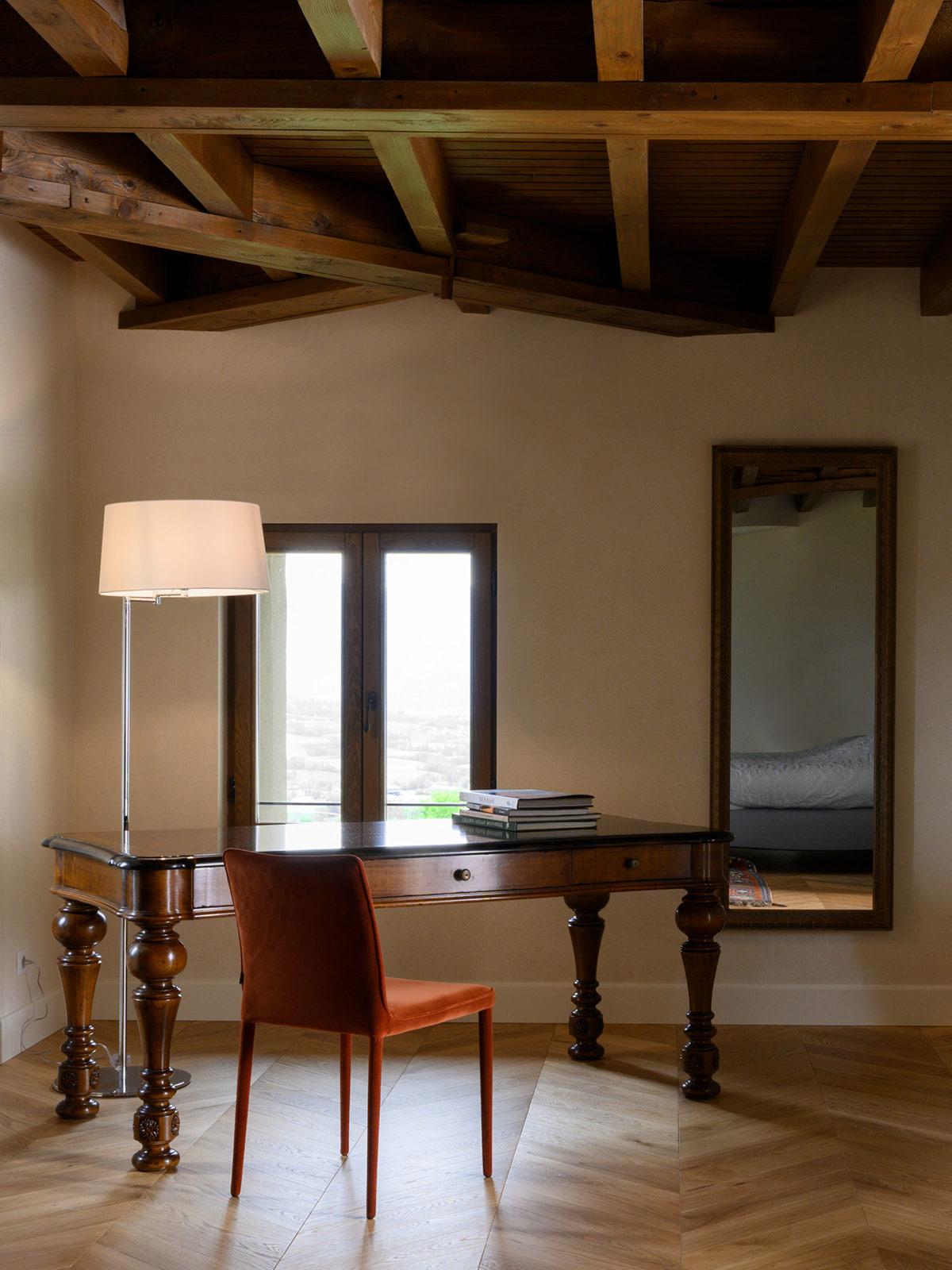 Desk Mod. 837 – 183 x 85 h 78 cm